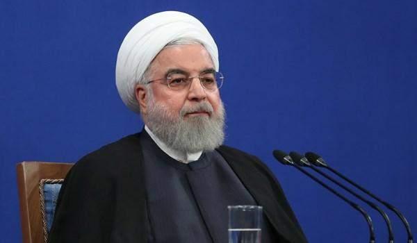 روحاني: موازنة الدولة معدة للتصدي للعقوبات الأميركية عبر تقليص الإعتماد على النفط