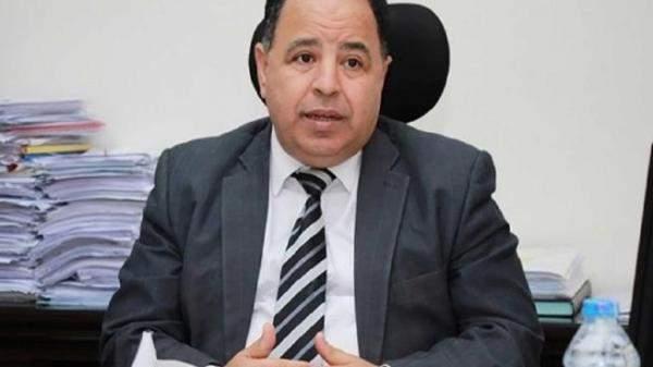 """وزير المالية المصري: نسعى لجمع 2.8 مليار جنيه من طرح 20% من أسهم """"أموك""""في البورصة"""