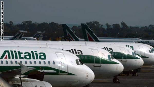 """إيطاليا: 450 مليون دولار قرضاً جديداً من الحكومة لإنقاذ """"أليطاليا"""""""