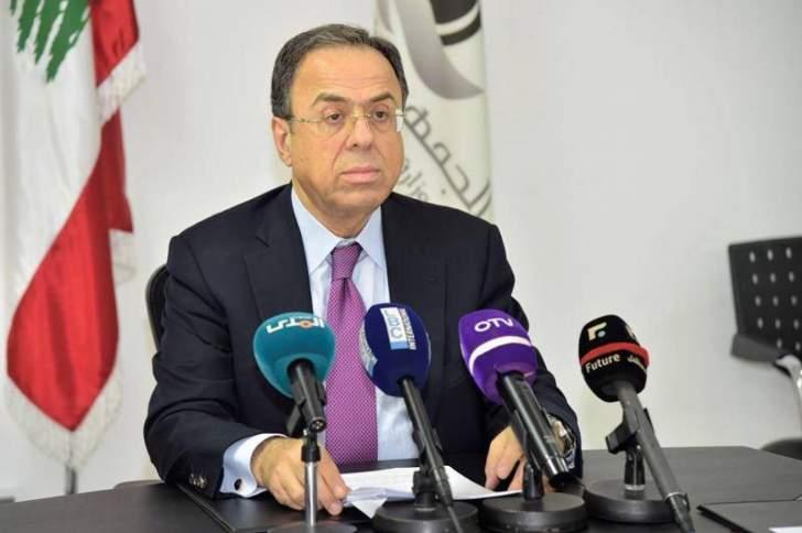 بطيش: طلبت من وزير العدل تسريع الاجراءات بحق التجار المحتكرين والذين يتحكمون بالأسعار