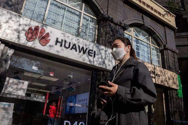 """حصة """"هواوي"""" بسوق الهواتف العالمي قد تنخفض إلى 4% فقط في 2021"""