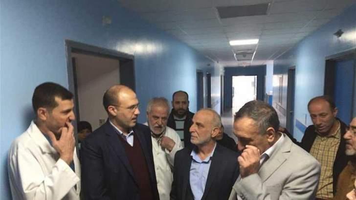 """حسن: الإلتزام بالارشادات الصادرة عن الوزارة هو أول دفاع بوجه """"كورونا"""""""