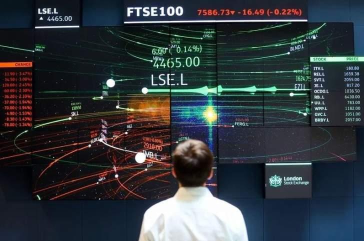 تباين أداء الأسهم الأوروبية مع ترقب توصل أميركا والصين إلى اتفاق تجاري