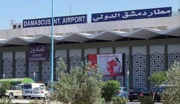 مصدر بوزارة النقل السورية: حركة مطار دمشق اعتيادية ولم تتأثر بالعدوان
