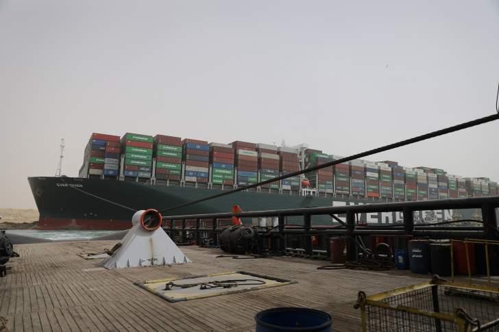 الغرفة الدولية للشحن: توقف الملاحة في قناة السويس له أضرار كبيرة على سلسلة التوريد العالمية