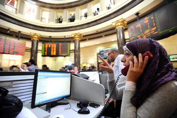 مؤشر بورصة مصر الرئيسي يغلق على انخفاض بنسبة 1.16% عند 14182.7 نقطة