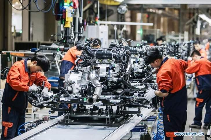 أرباح الشركات الصناعية في الصين ترتفع للشهر الرابع على التوالي
