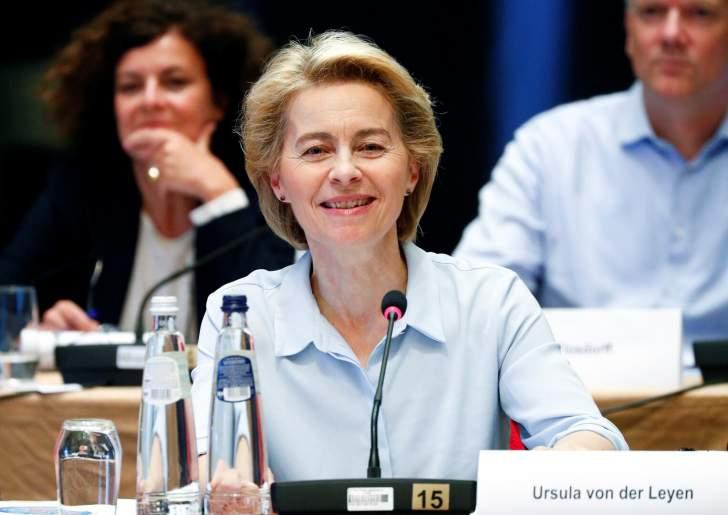 """رئيسة المفوضية الأوروبية: من """"المستحيل"""" تعديل إتفاق """"بريكست"""" بشكل أحادي"""