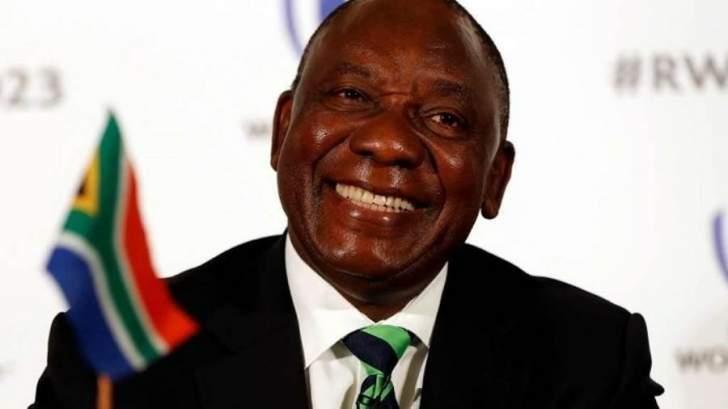 رئيس جنوب إفريقيا: نثق في قدرتنا على تفادي حدوث أزمة ديون سيادية