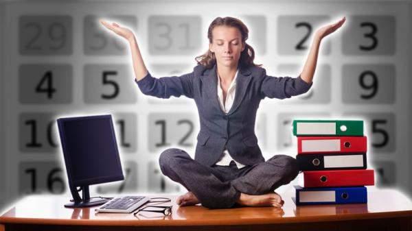 هل يتضمن عملك الجلوس على مكتب لوقت طويل؟ إليك الخطوات الصحية التي يجب اتباعها