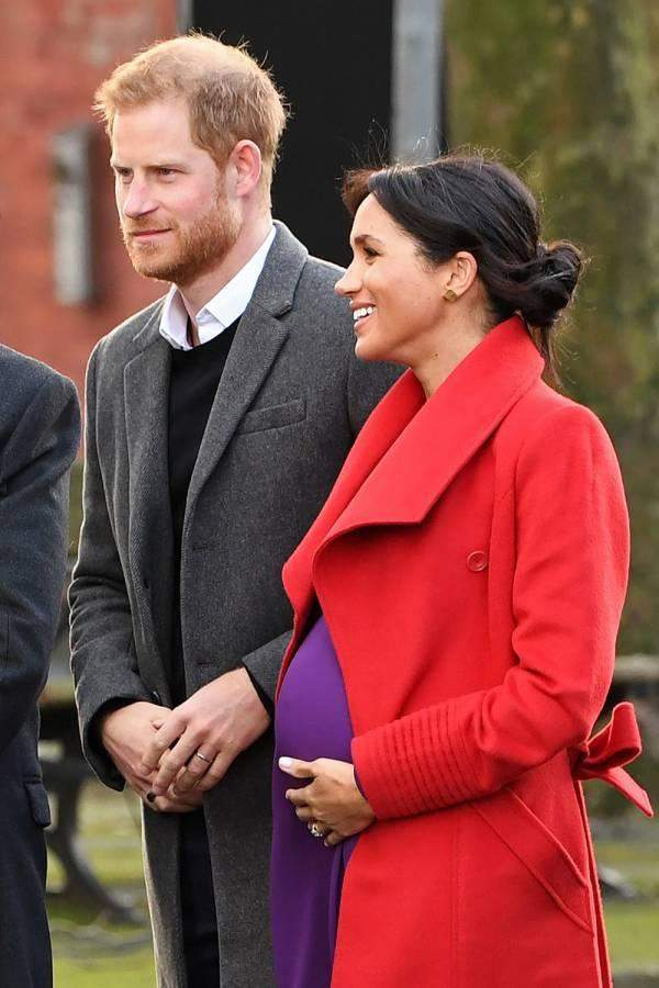 طفل الأمير هاري سيدفع الضرائب للولايات المتحدة بسبب والدته!