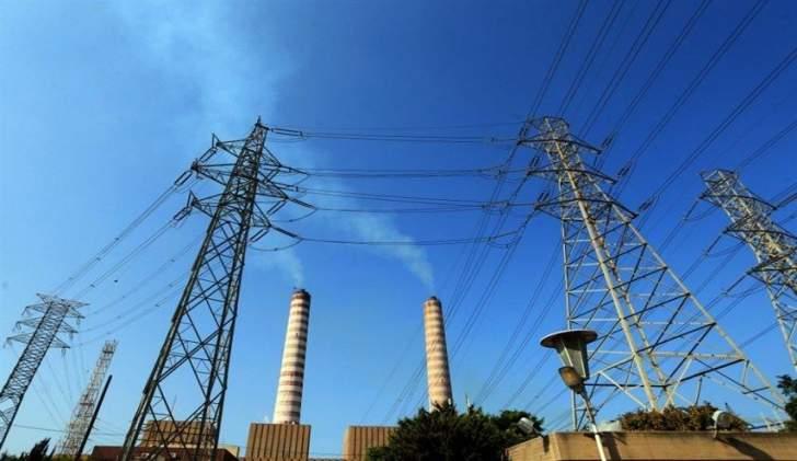 اصرار فرنسي على معالجة مشكلة الكهرباء في لبنانوفق خط التوتر العالي