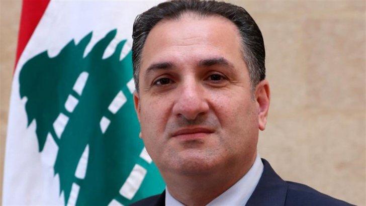حواط: الإنترنت لن ينقطع طالما أن مادة المازوت مؤمنة ومصرف لبنان يفتح الاعتمادات اللازمة لشرائها