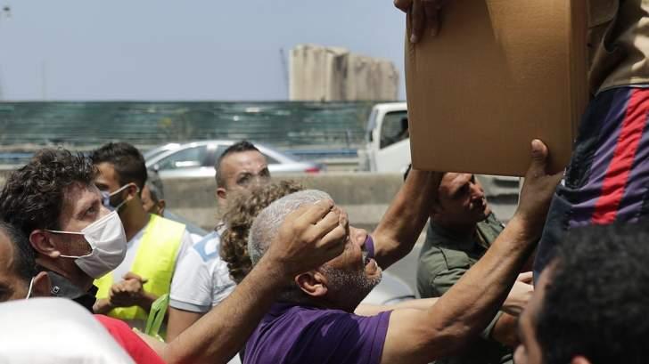 هل سيعيش قسم كبير من اللبنانيين من المعونات الخارجية المرسلة فقط؟