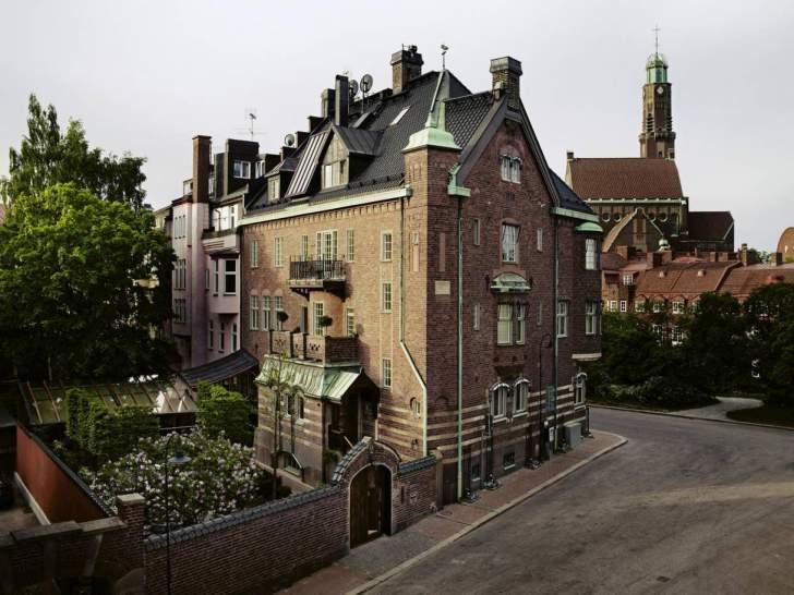 """""""Ett Hem"""" فيستوكهولمأفضل فندق بوتيك في العالم"""