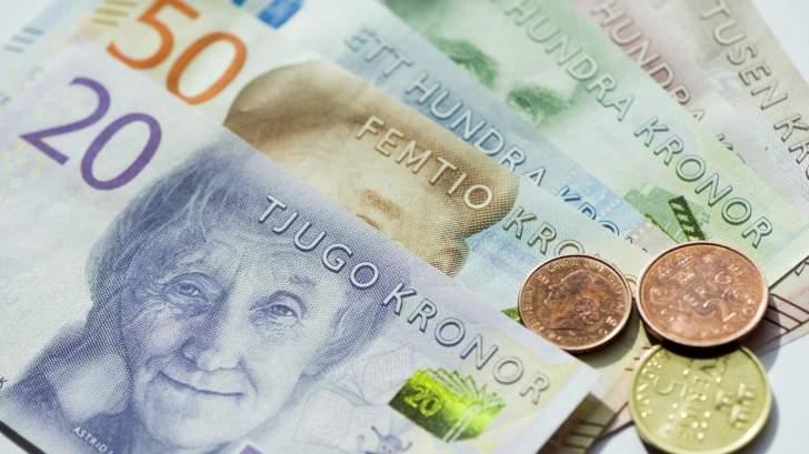 الكرونة السويدية عند أدنى مستوى في 10 سنوات مقابل اليورو