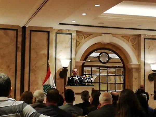 كيدانيان خلال الإعلان عن خطة وزارة السياحة: سنعمل للمرة الاولى على الترويج للبنان بطريقة احترافية
