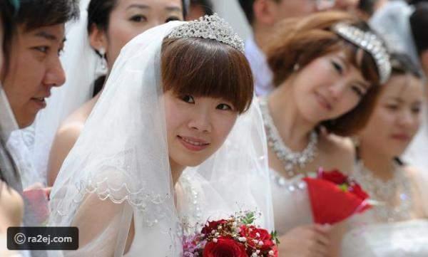8.9 ألف دولار... الحد الأقصى لمهر الفتيات في مدينة صينية!