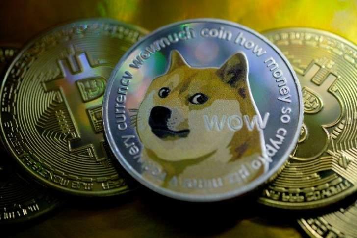 """عملة الـ """"Dogecoin"""" تهبط 30%"""