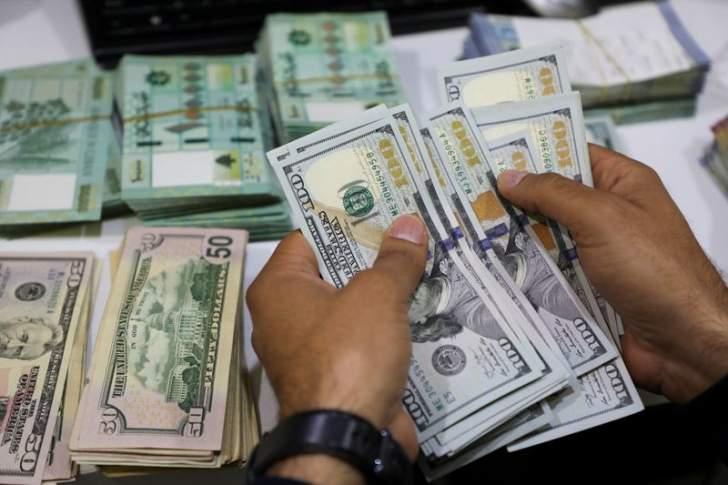 دولار السوق السوداء يلامس عتبة الـ12 ألف ليرة