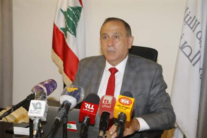 حب الله: وزارة الصناعة حاضرة لأن تكون أولى المؤسسات الخاضعة للتدقيق الجنائي