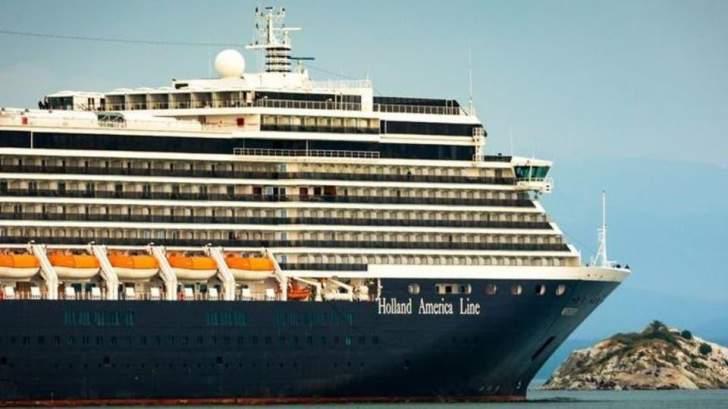 """السفينة السياحية""""ويستردام"""" لا تجد ميناء ترسو فيه بسبب كورونا"""