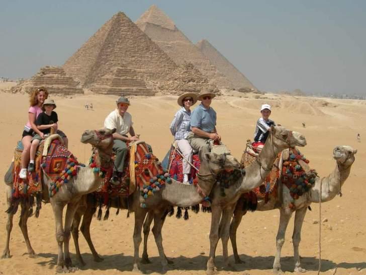 توماس كوك البريطانية تستهدف زيادة السائحين لمصر بين 30 و35% في 2019