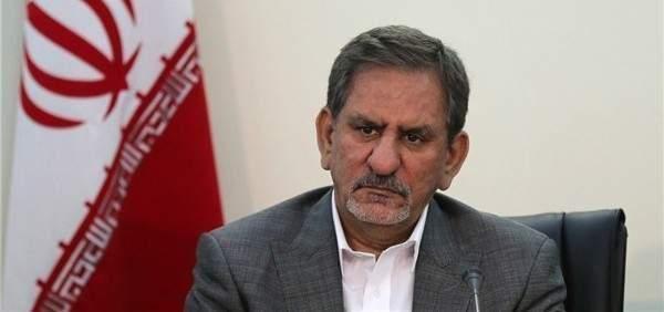 جهانغيري: الولايات المتحدة تريد انهيار الاقتصاد الإيراني