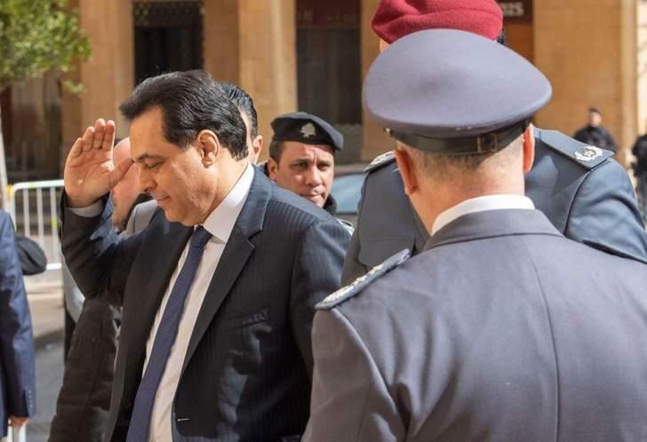 دياب من راس بعلبك: سنتابع الجهود من أجل وقف اقتصاد التهريب عبر إقفال المعابر