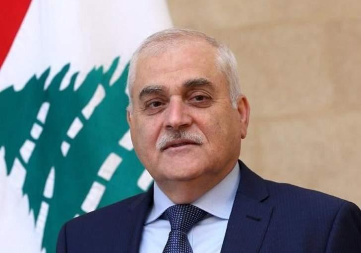 جبق: حاكم مصرف لبنان نقض اتفاقية تأمين المبالغ المطلوبة لاستيراد المستلزمات الطبية