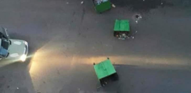 محتجون أقفلوا الدوائر الحكومية ومؤسسات تربوية في طرابلس