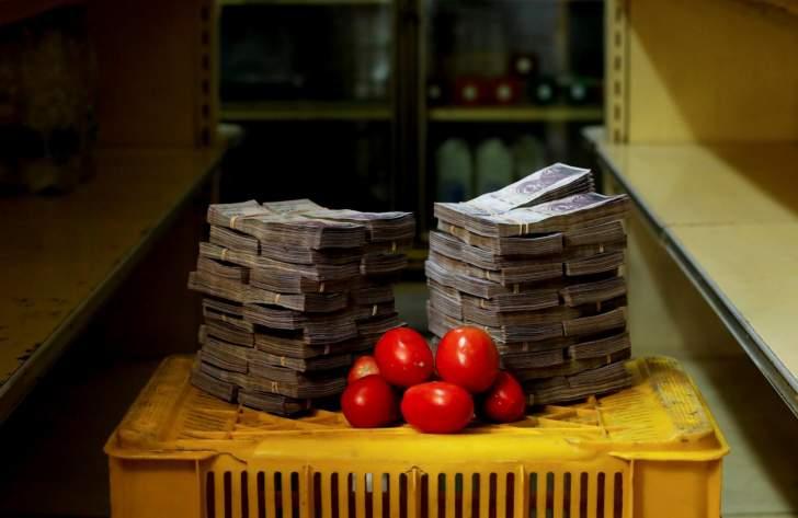 فنزويلا تصدر ثلاث أوراق نقدية جديدة