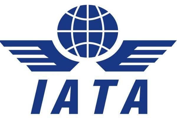 """""""إياتا"""": هبوط الطلب العالمي على الشحن الجوي بنحو 28% خلال نيسان"""