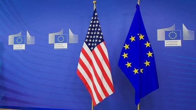 مباحثات تجارية جديدة بين الاتحاد الأوروبي والولايات المتحدة