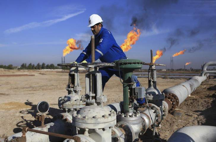 إرتفاع إيرادات العراق النفطية من مليار إلى 6 مليارات دولار شهرياً