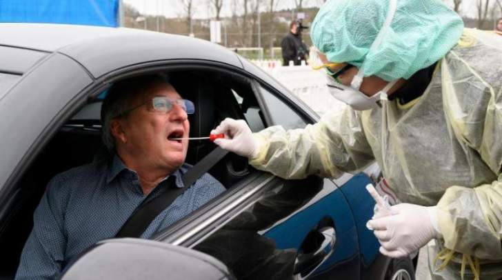 """وزير الصحة الألماني: الموجة الثالثة لوباء """"كورونا"""" في البلاد """"كسرت على ما يبدو"""""""