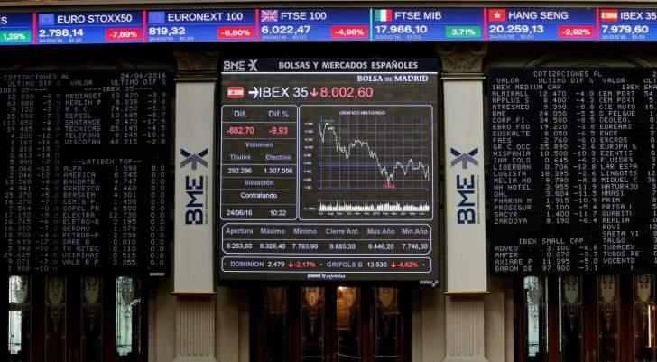 مؤشر الأسهم الأوروبية يستهل التداولات عند مستوى قياسي مرتفع