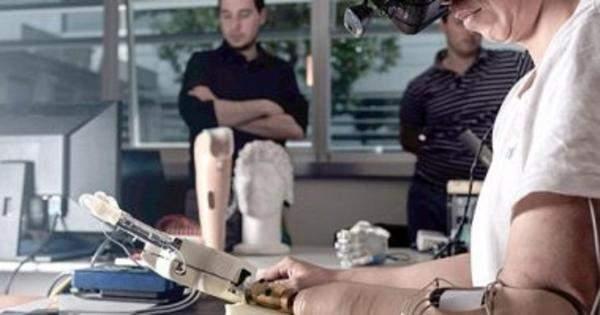 نظارات الواقع الافتراضي تعيد لمبتوري الأطراف القدرة على الإحساس