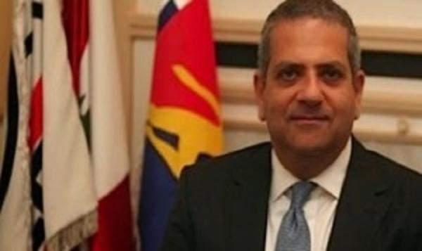 """شماس لـ""""الاقتصاد"""" خلال اطلاق برنامج """"Agrytech"""": نضع الأسس لقطاع الأغذية الزراعية في لبنان"""