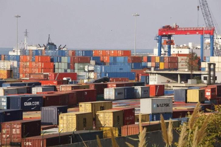 الصادرات الصناعية اللبنانية تتراجع 22% خلال الأشهر الأربعة الأولى من 2020