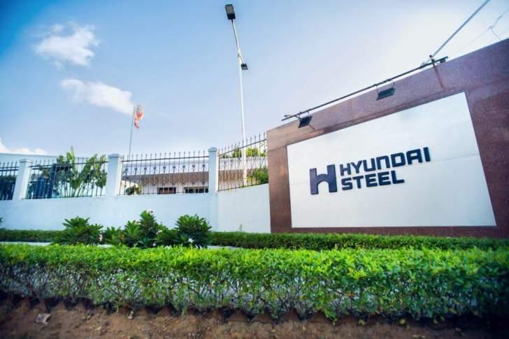 """أميركا تخفض رسوم الإغراق على منتجات الصلب من """"هيونداي ستيل"""" الكورية"""