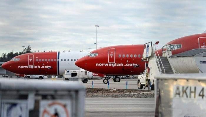 """""""نرويجيان إير"""" تلغي طلبية لشراء 97 طائرة """"بوينغ"""""""