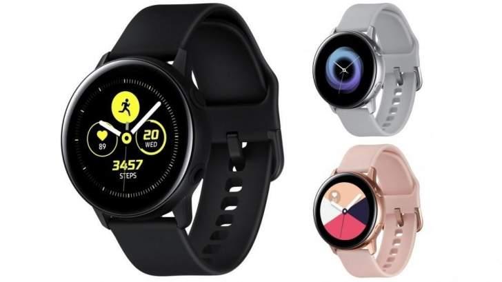 """""""سامسونغ"""" تدعم إصدارات ساعاتها الذكية بميزات """"Galaxy Watch Active"""""""