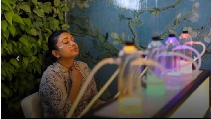 """بعد ارتفاع معدلات التلوث إلى 20 ضعف.. افتتاح صالونات لـ""""الأكسجين"""" بالهند"""