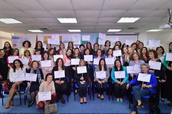 القاضية جوسلين متى خلال احتفال بيوم المرأة العالمي: كل شيء يتطوّر فَلِمَ لا يتطور القانون ؟