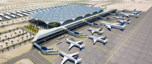 """بدء أولى الرحلات الدولية من """"مطار الملك خالد الدولي"""" بالرياض"""