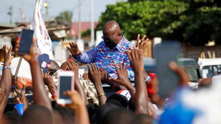 """رئيس غانا يجمّد زيادة راتبه بسبب تداعيات أزمة """"كورونا"""""""