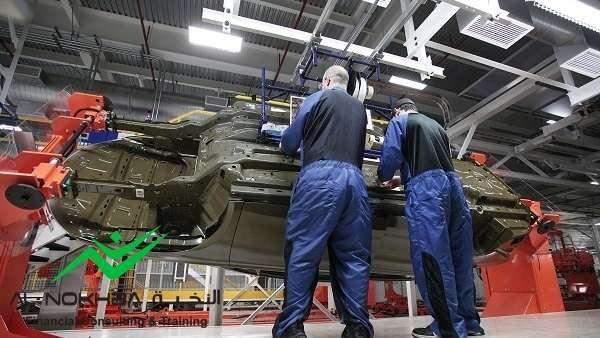 انكماش النشاط الصناعي في اميركا بأكثر من التوقعات