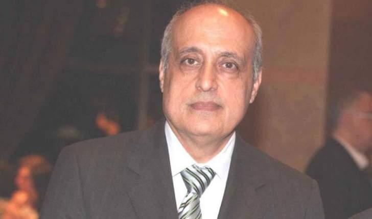 أبو شرف ينوّه بإقرار مشروع قانون تأمين الحماية للأطباء والعاملين في القطاع الصحي