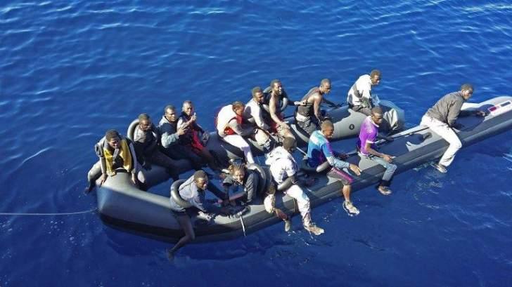 المغرب: إنقاذ 31 مهاجراً غير شرعي من عرض المحيط الأطلسي